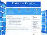 Chri. it, il sito di Christian Gavino, consulente informatico a Genova homepage del sito Chri. it
