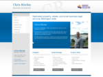 Lawyers Wellington - Chris Ritchie Barrister Solicitor