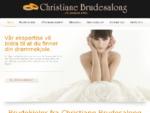 Brudekjoler og bryllupsutstyr til ditt bryllup. Ballkjoler og selskapskjoler - Christiane ...