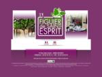 Restaurant à Antibes, restaurant gastronomique 06, Le Figuier de Saint Esprit