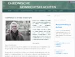 Chronische gewrichtsklachten | Behandelen door middel van acupunctuur en fysiotherapie | Roland .