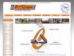 Chrono-Chape chape fluide anhydrite, autonivelante et autolissante