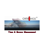 CHRONOS - TIME AND ACCESS MANAGEMENT