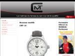 CHRONOS.MT est une marque de montres Swiss Made personnalisables.