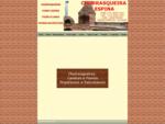 Churrasqueira Espina - Lareiras - Fornos - Churrasqueiras - Projeto - Execução - Construção - Acessó