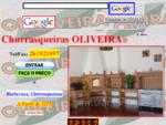 Churrasqueiras OLIVEIRA - Barbecues - Fornos a lenha