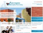 - Sommaire    - Centre Hospitalier Vétérinaire Pommery à Reims - Urgences Vétérinaires, Chir