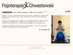 Rehabilitacja - Fizjoterapia - Krioterapia - Fizykoterapia, zabiegi fizykoterapeutyczne Kraków - .