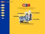 CI2M conception machines speciales, mecano soudure, tolerie, decoupe laser