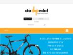 Cia do Pedal - Loja de Bicicleta Caloi, Merida, Soul, Lapierre, Groove