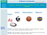 Software per la gestione delle società sportive