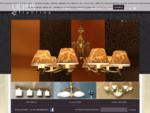 CICHOŃ LIGHTING - Katowice - żyrandole, lampy sufitowe, lampy klasyczne, lampy mosiężne, kinkiet
