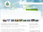 Ciencias Ambientales quot;la ciencia al servicio del ambientequot;