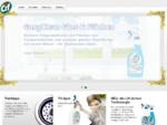Cif | Für perfekte Sauberkeit im ganzen Haus
