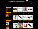 Cigarettes Electronique - Saine, sans nicotine ni goudron, elle saura vous enchanter sans aucun d