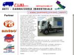 CILMA - Carrozzeria Industriale - Asti - Presentazione azienda
