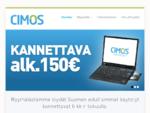 Cimos Oy | Käytetyt kannettavat