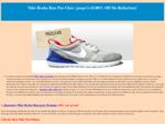 100 authentique Nike Roshe Run pour la vente en ligne! Acheter Nike Roshe Run Pas Cher vente av...
