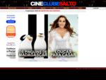 Programação do Cinema - Cine Clube Salto - Em cartaz hoje