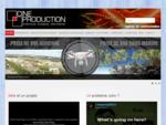 Cinéproduction Audiovisuel, Enseignes signalétique , Sites internet