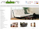 Cinius – japanischen Betten, Holzbetten, Moebeln in japanische Stil, Schraenken mit Schiebentueren,