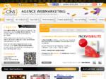 CINS | Création site internet Caen Normandie, création site web Caen, référencement Caen, agence