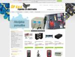 Spletna trgovina www. cip. si - Vse za elektroniko