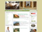 montažne hiše, vrtne hiše, vrtne hišice, pergole, garaže, lesene klopi, brunarice, pavilioni
