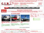Noleggio furgoni Roma, Isotermici, Veicoli Commerciali, Furgone Ribaltabile a Roma e Milano