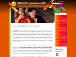 Circowow animazione a 360 gradi per feste ed eventi