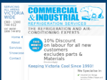 Commercial Air Conditioning | Air Conditioning Repairs | Industrial Refrigeration Services | Cool