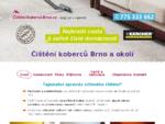 Čištění koberců Brno - 10-20Kčm2, doprava zdarma