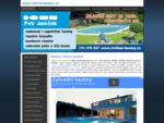 Firma www. cistime-bazeny. cz nabàzà prodej bazény, čiÅ¡těnà bazénů, péče o bazén, àºdržb