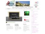 Site internet de la cité scolaire François Jean Armorin