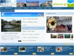 Greek Cities Guide - City in Greece