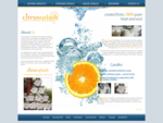Citrus Splash Soy Wax Candles | Briony Morgan | Essential Oils | Mornington Peninsula | Mt Eliza