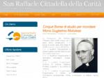 San Raffaele Cittadella della Carità
