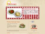 Restavracija in dostava hrane Cityburger