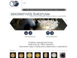 CityDecor - Dekoratyvinių šviestuvų gamyba