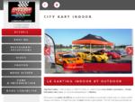 Karting - City Kart Indoor à Saint Sébastien sur Loire