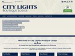 City Lights Boutique Lodge
