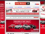 WA Holden | City Motors in Perth