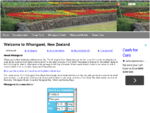 Whangarei New Zealand - Homepage for Whangarei and Northland New Zealand Travel Tourism Accommodati