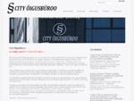 CITY ÕIGUSBÜROO OÜ, Tallinn, Jõe 9, Ahtri 12, tel. 6314444 | õigusbüroo, advokaadibüroo