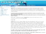 CitySector - Ettevõttest