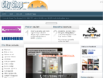 City Shop online - internet prodavnica - bela tehnika, televizori, audio, video, fotoaparati, .