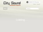 City Sound - Αρχική