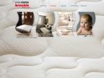 Breckle čiužiniai, lovos, patalynė