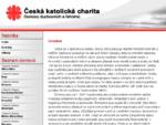 Česká katolická charita - Domovy duchovních a řeholnic