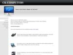 CK COMPUTERS | Temuka NZ